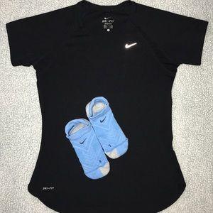 Nike Shirt and Socks